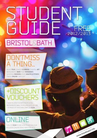 8990e135951de Student Guide 2012 13 by Venue Publishing - issuu