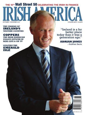 1b067a2d7a Irish America October   November 2012 by Irish America Magazine - issuu