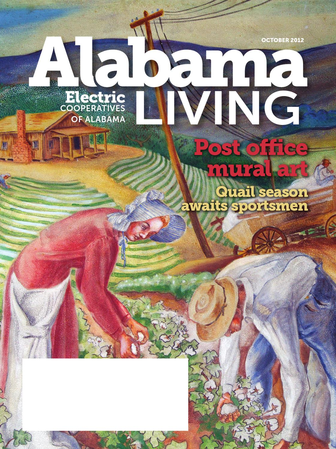 Alabama living october 2012 by national country market issuu for Country living magazine phone number