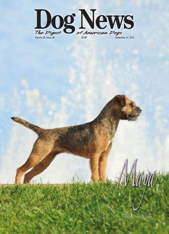 Dog News Sept 21 2012 By Dog News Issuu