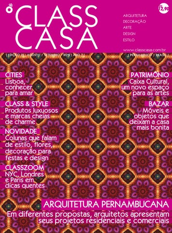 ClassCasa 35 by ClassCasa - Carlota Comunicação - issuu a10dd29223