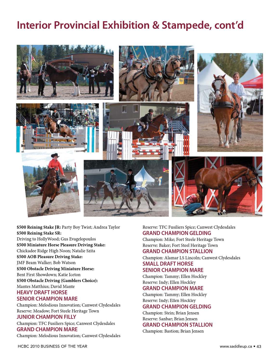 Saddle Up June 2010 by Saddle Up magazine - Issuu