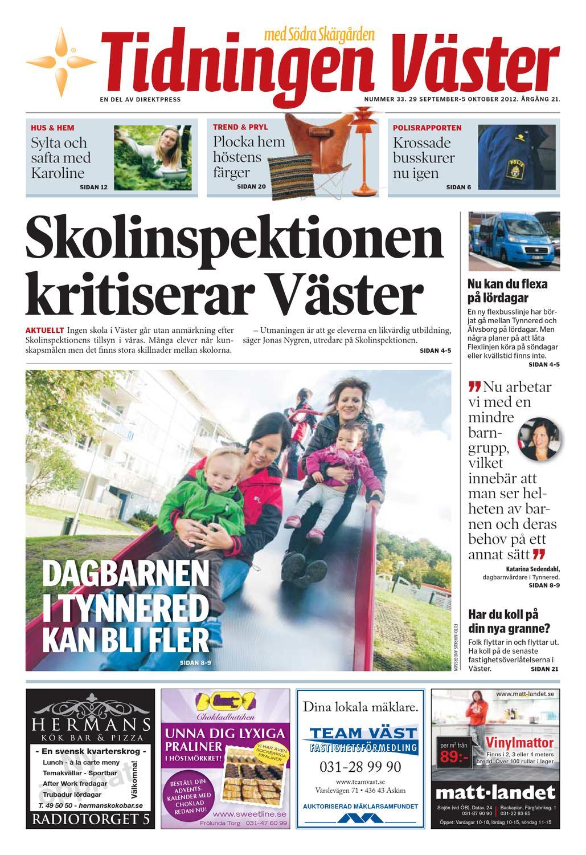 Thereza Eriksson, Grevegrdsvgen 40, Vstra Frlunda