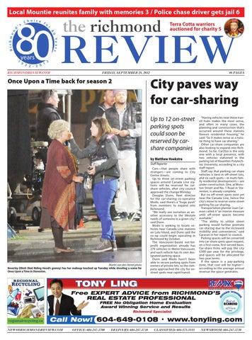 Richmond Review September 28 2012 By Black Press