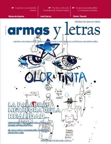 Armas Y Letras 69 By Revista Armas Y Letras Issuu