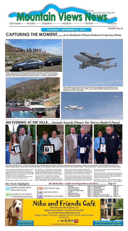 Mountain Views News September 22, 2012 by Mountain Views News - issuu