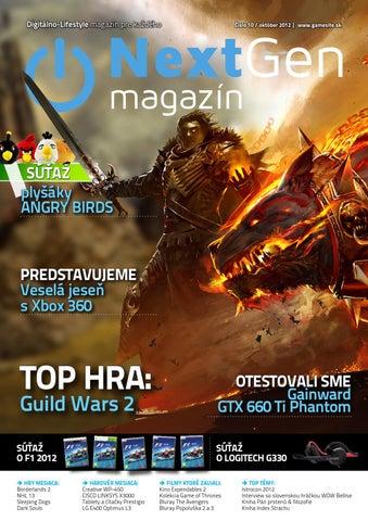 NextGen Magazín  010 by Generation magazine - issuu 3d2dceff74e