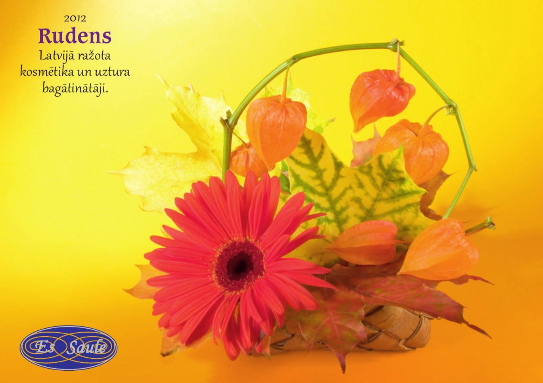 EsSaule katalogs «Rudens 2012», Каталог «Осень 2012» by ...