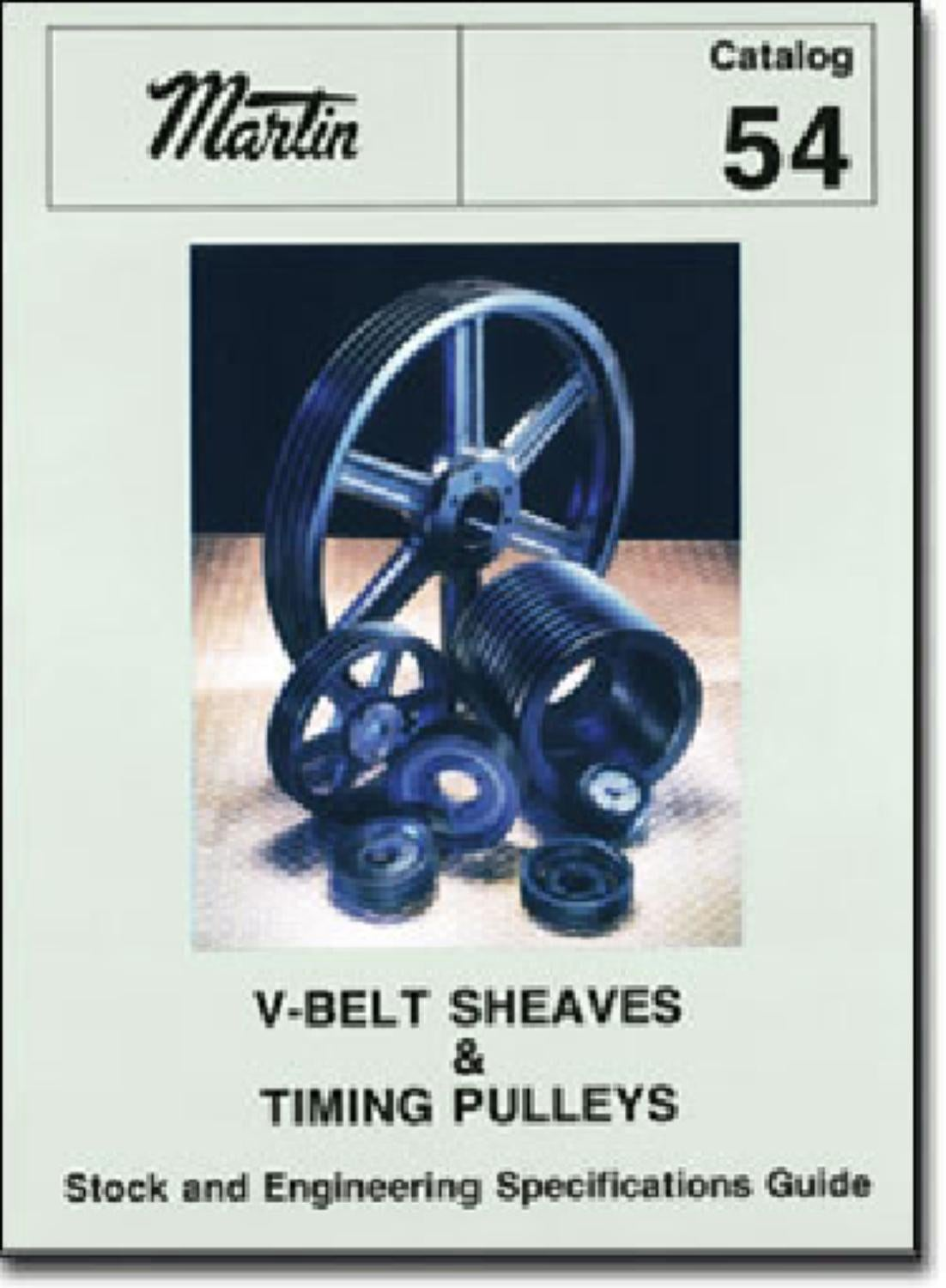 6.0-3C-SF PULLEY FACTORY NEW!