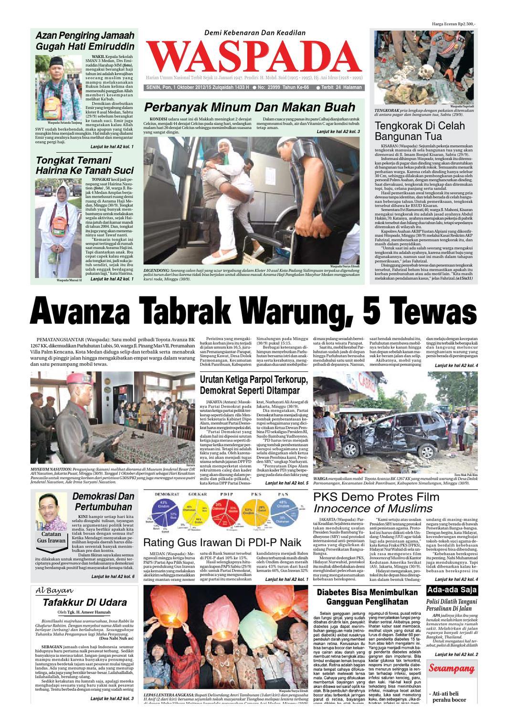 Waspada Senin 1 Oktober 2012 By Harian Waspada Issuu