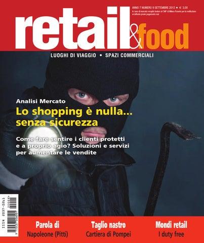 retail food ANNO 7 NUMERO 9 settembre 2012 • e 3 242b2a7365e7