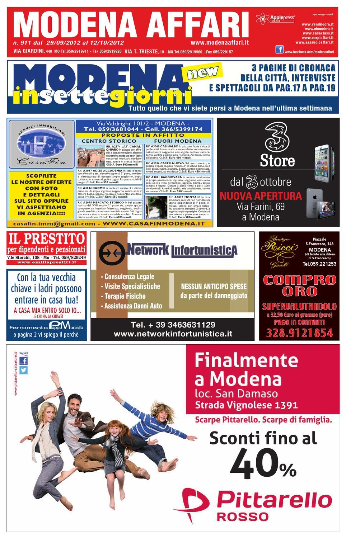 8c1b36d039f1d Modena affari 29 settembre 2012 by Apple Press Group srl - issuu