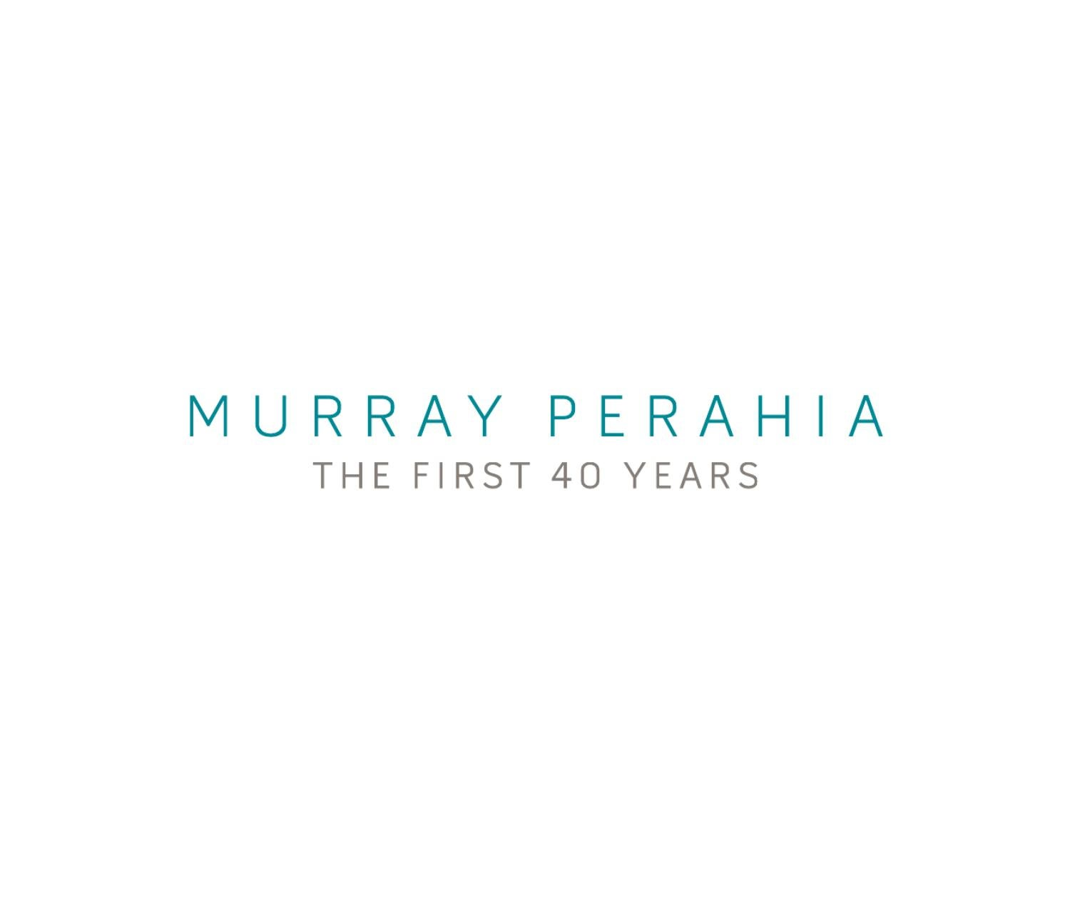 Murray Perahia - The First 40 Years by Sony Music Entertainment ...