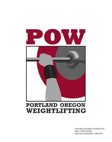 POW logo by the Mighty Kat - issuu