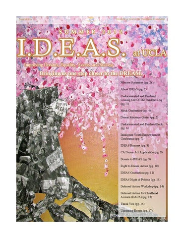 ideas end of summer newsletter by ideas at ucla issuu