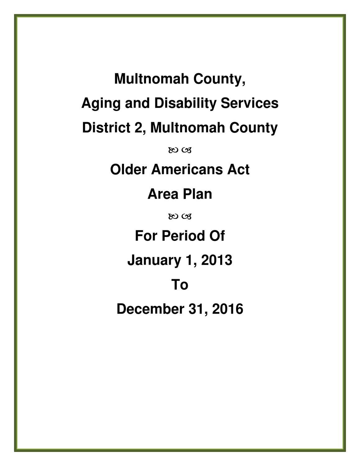 multnomah county ads