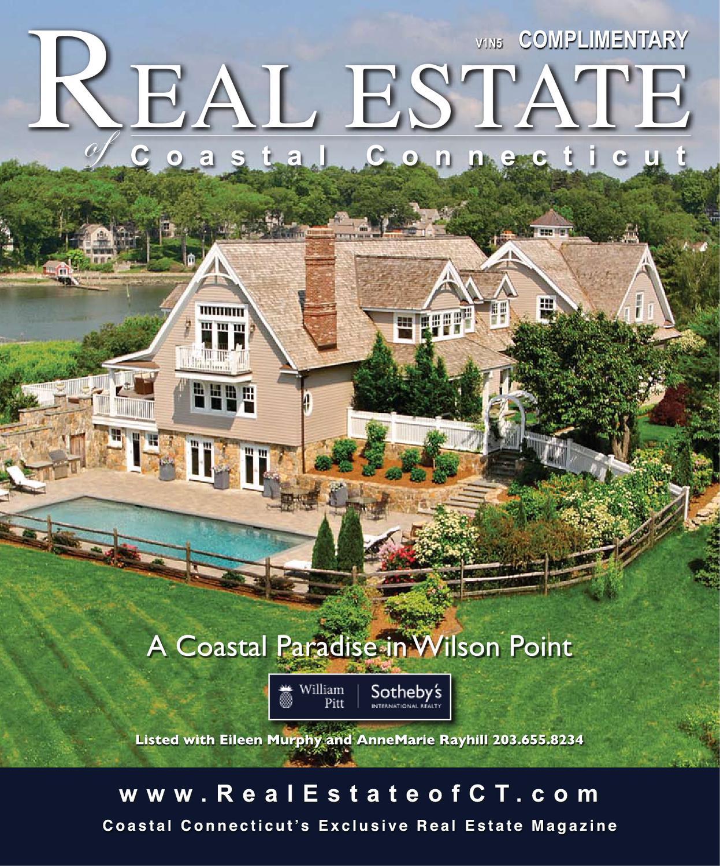 real estate of coastal connecticut v1n5 by nancy wolcott miller issuu rh issuu com