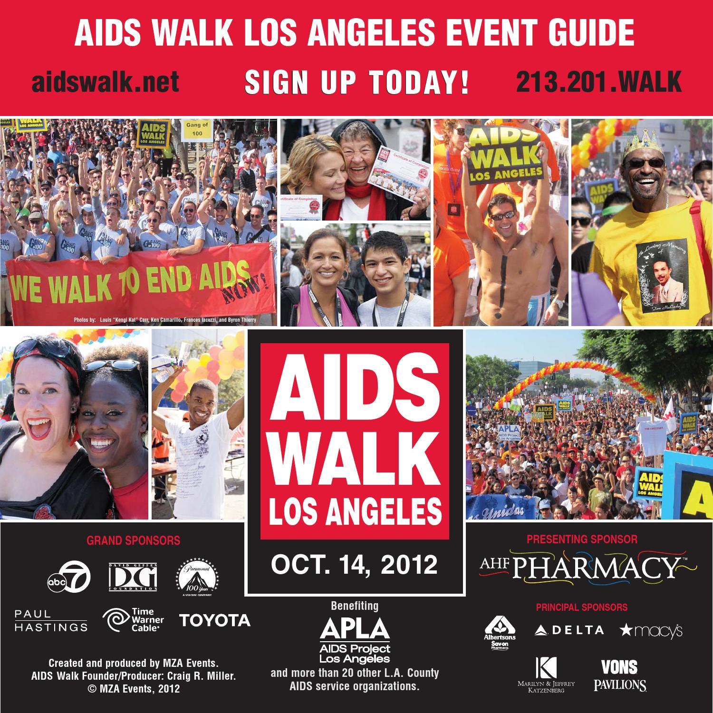 AIDS Walk LA Guide by AIDS Walk LA - issuu