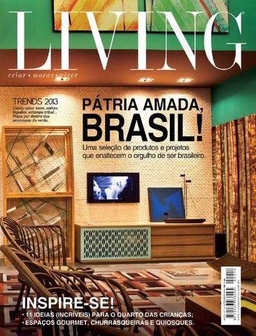 7bd7fefa51 Revista Living - Edição nº 14 - Setembro de 2012 by Revista Living ...