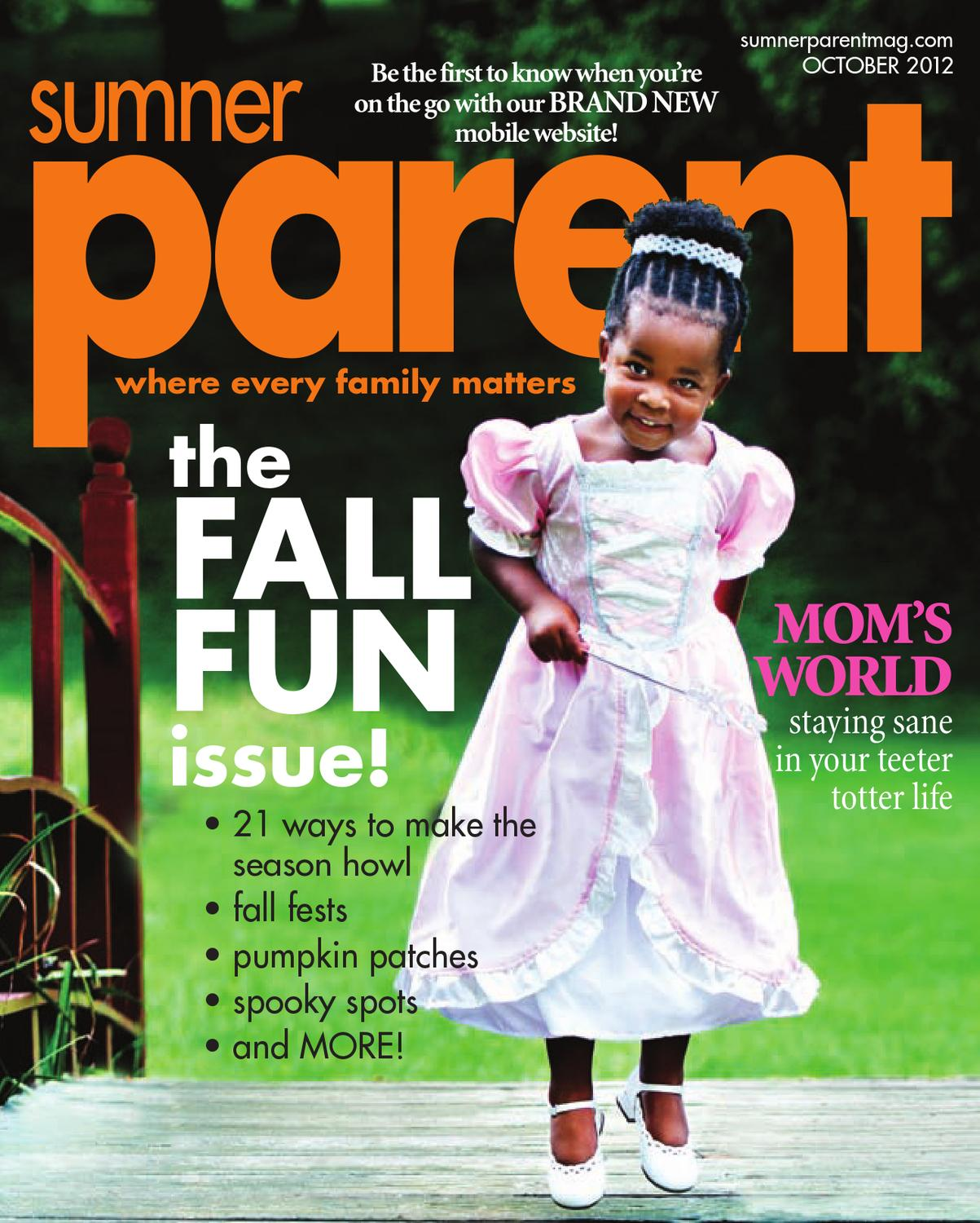 5d9b118ea6 Sumner Parent - October 2012 by Day Communications DayCom Media - issuu