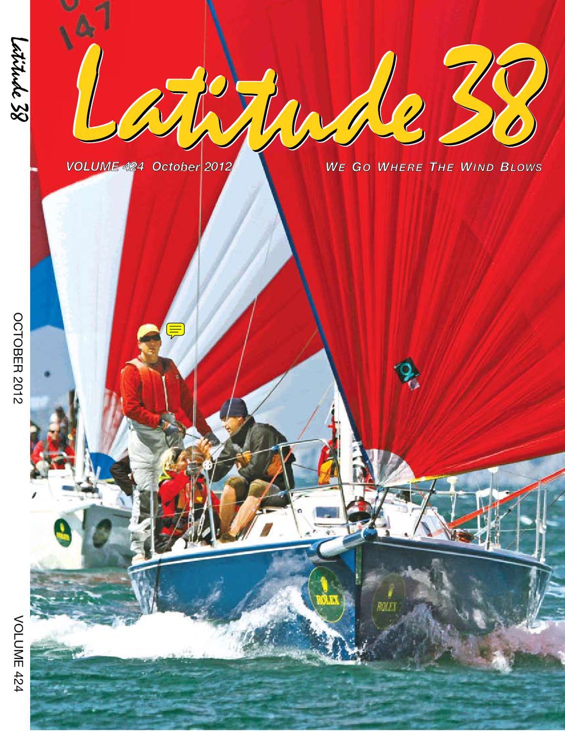 e2f30b6232 Latitude 38 Oct. 2012 by Latitude 38 Media