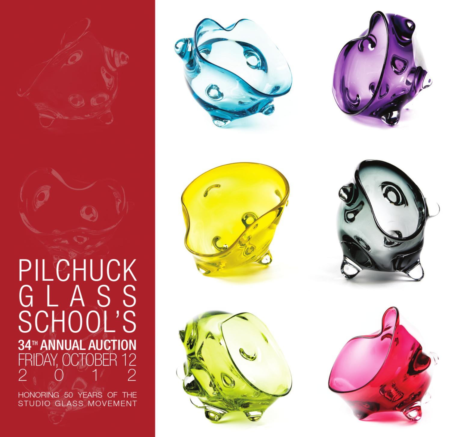 Pilchuck Glass School \'s 34th Annual Auction Catalog by Pilchuck ...