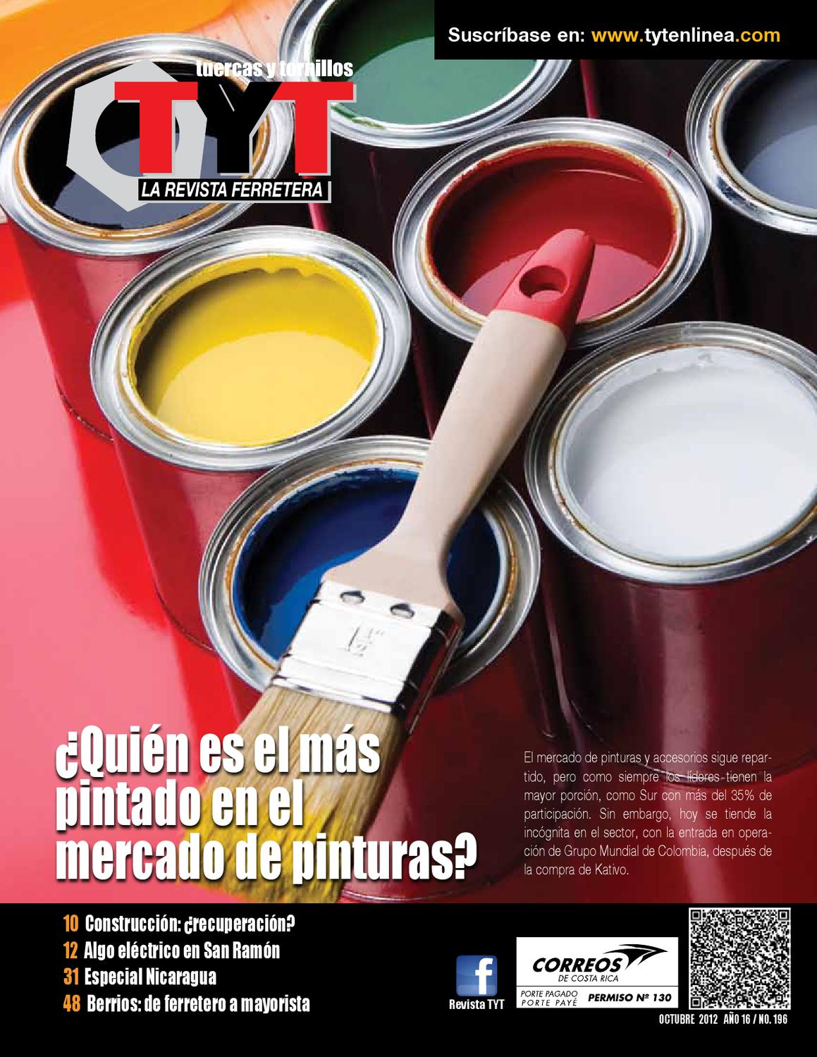 Revista TyT #196 by EKA Consultores - issuu