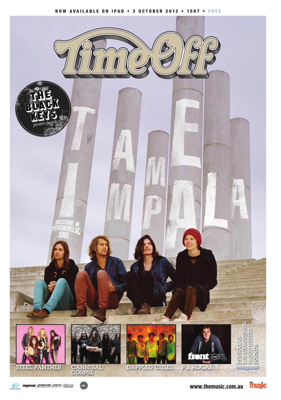 Time Off Issue 1597 by TheMusic.com.au - issuu fb01923db