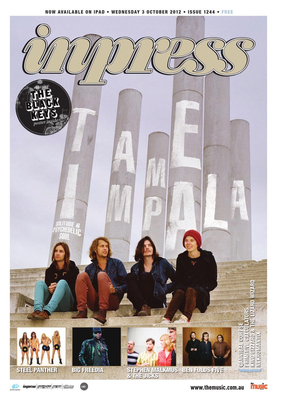 fcb950c184 Inpress Issue 1244 by TheMusic.com.au - issuu