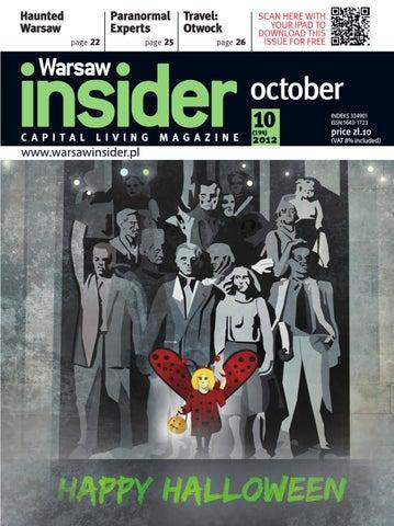 Warsaw Insider October 2012  194 by Valkea Media Pro - issuu 0803cf6714803