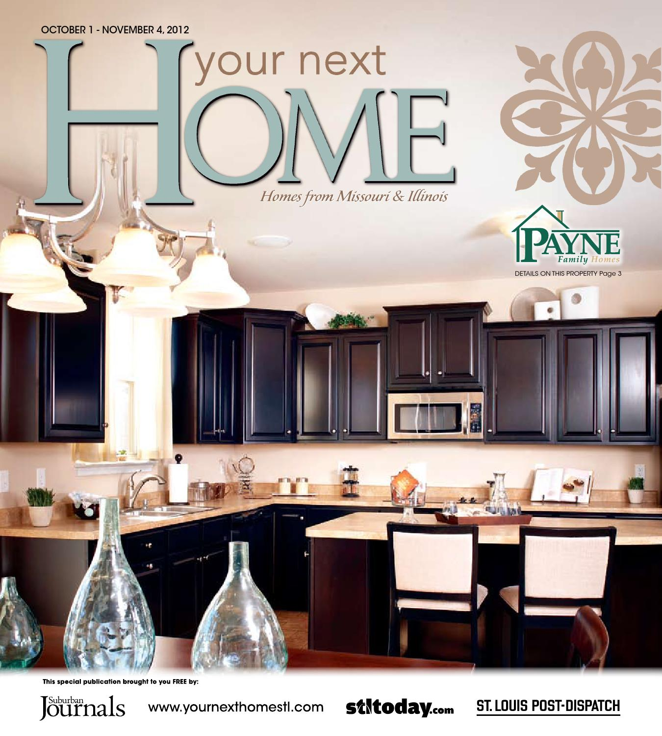 Your Next Home October 2012 by stltoday issuu