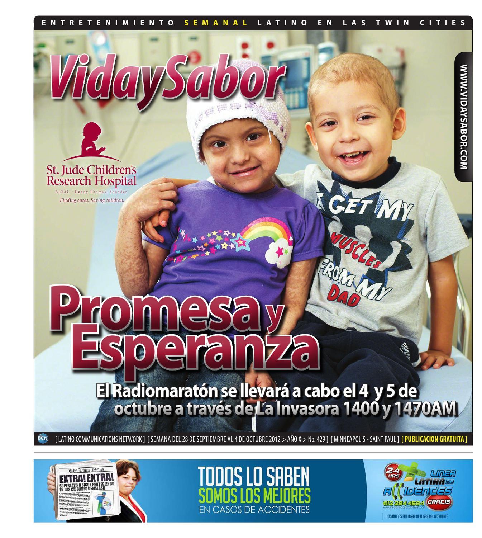 Vida y Sabor - 429 by Latino Communications Network LLC - issuu