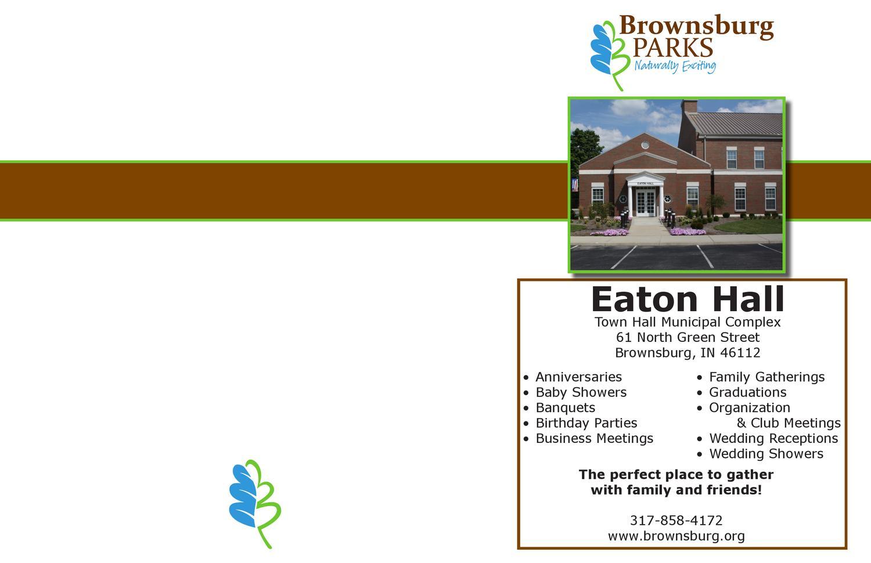 Awesome Eaton Hall Brownsburg