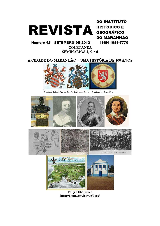 Revista do IHGM, n. 42, setembro de 2012 by Leopoldo Gil Dulcio Vaz - issuu 096233f250