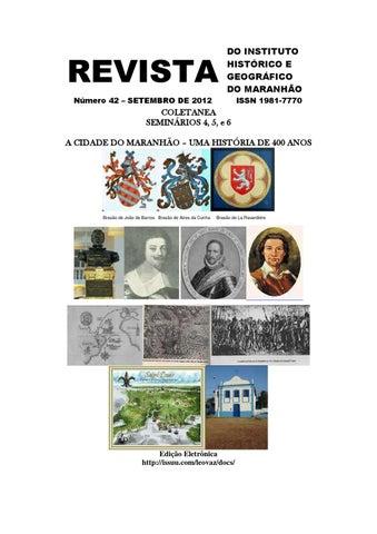 7fa86755d3309 Revista do IHGM, n. 42, setembro de 2012 by Leopoldo Gil Dulcio Vaz ...