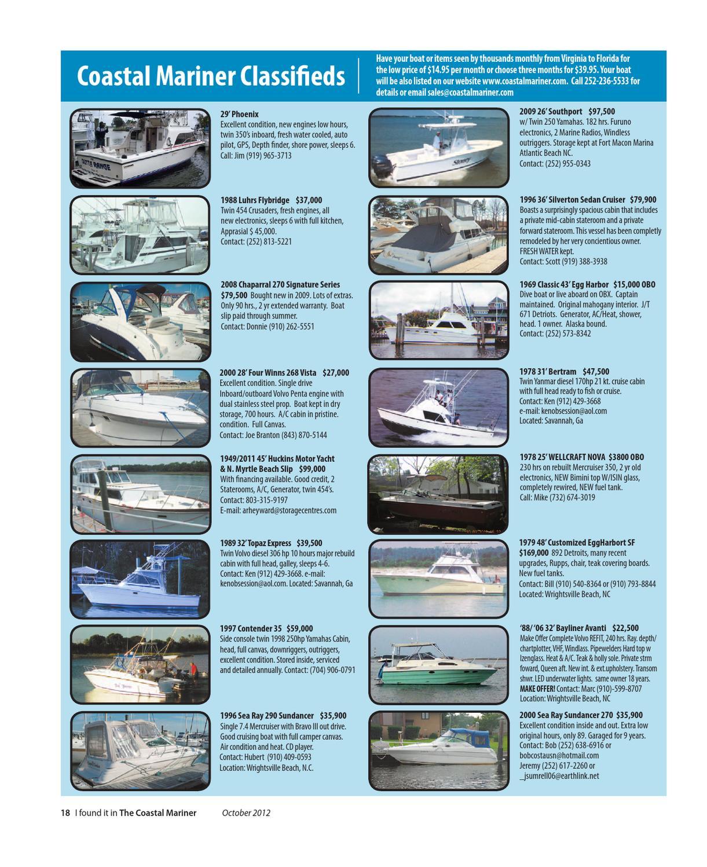 The Coastal Mariner by The Coastal Mariner magazine - issuu