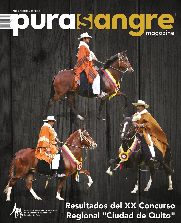 PURA SANGRE MAGAZINE by Pura Sangre - issuu 9fcea5561b8