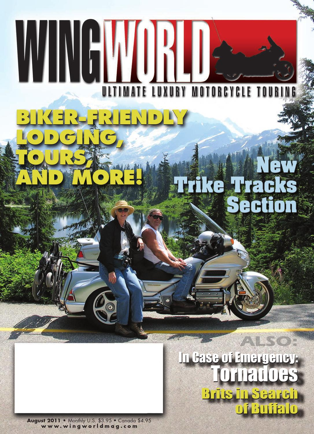 August2011 By Gold Wing Road Riders Association Issuu
