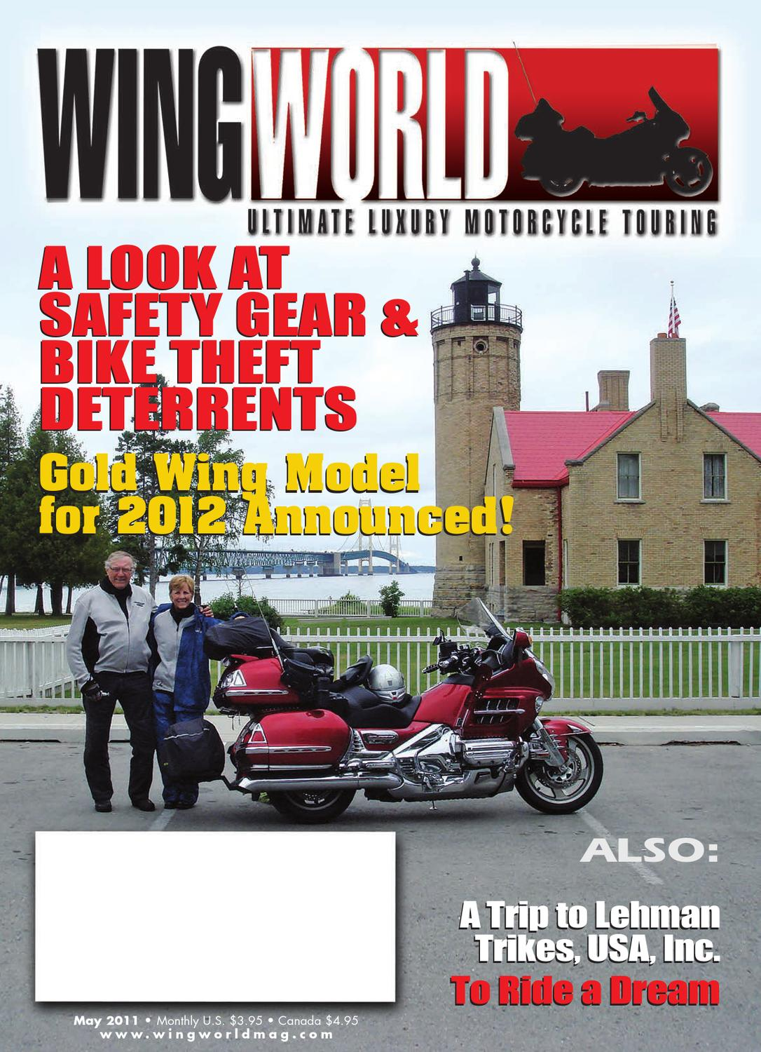 329857b9e may2011 by Gold Wing Road Riders Association - issuu