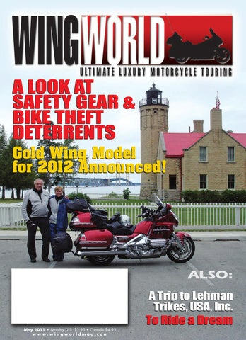 May2011 By Gold Wing Road Riders Association Issuu