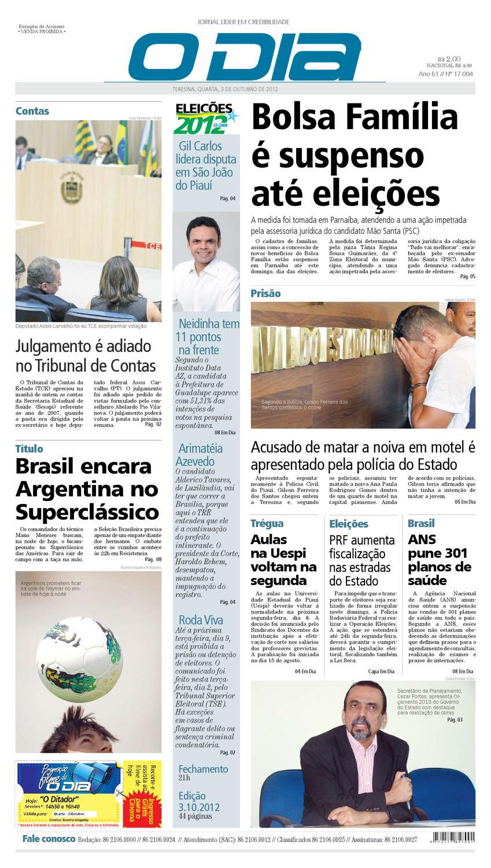 ad8f454e259 ODIA by Jornal O Dia - issuu