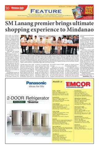 MINDANAO DAILY NEWS OCT  3,2012 by Mindanao Daliy - issuu