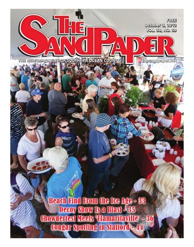33bc8a59 The SandPaper, October 3, 2012 Vol. 39, No. 39 by The SandPaper - issuu