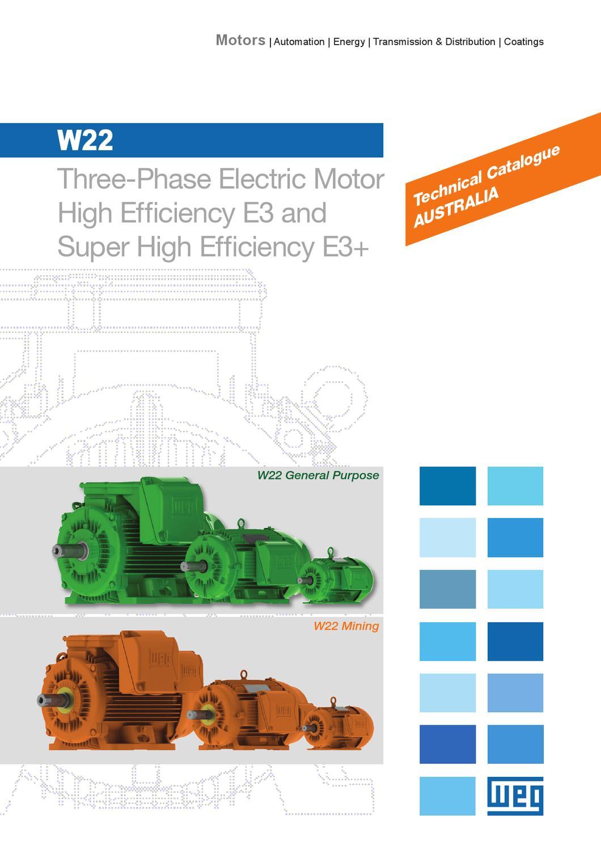 weg w22 techincal catalogue by ricardo sosa issuu