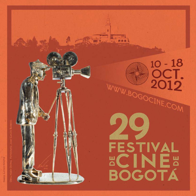 Catalogo Oficial 29 Festival de Cine de Bogota by Festival de Cine ...