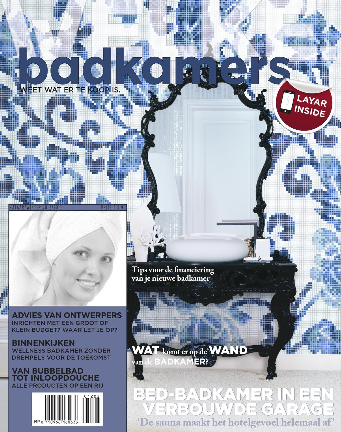 Welke Badkamers 2 2012 By Media Mij Issuu