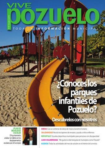 Vive Pozuelo (octubre 2012) by Ayuntamiento de Pozuelo de Alarcón ... 5af30b7befece