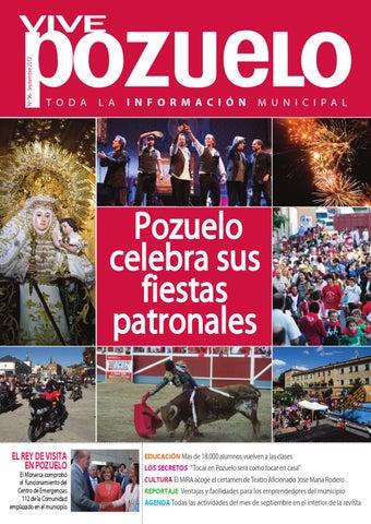 Vive Pozuelo (septiembre 2012) by Ayuntamiento de Pozuelo de Alarcón ... 543c8f5f5530b
