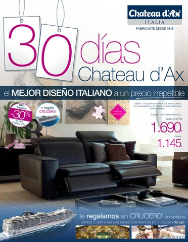 chateau d ax deluxe collection cat sofas update 2015 by rh issuu com