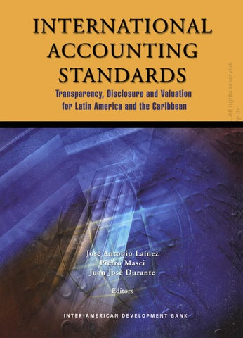 International Accounting Standards Book